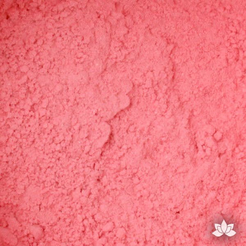 Watermelon Petal Dust color food coloring perfect for cake decorating & coloring gumpaste sugar flowers. Caljava