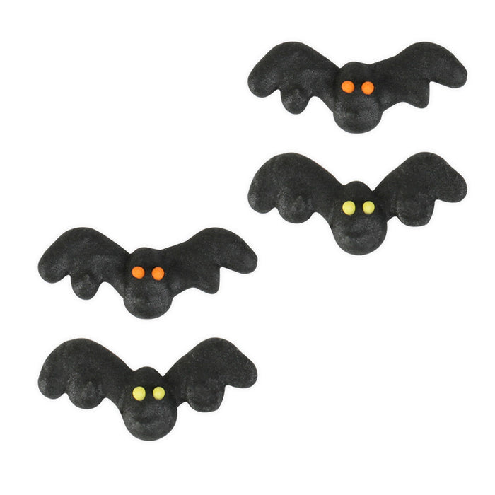 Bat Royal Icing Decorations (Bulk)