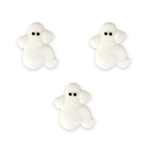 Ghost Royal Icing Decorations (Bulk)