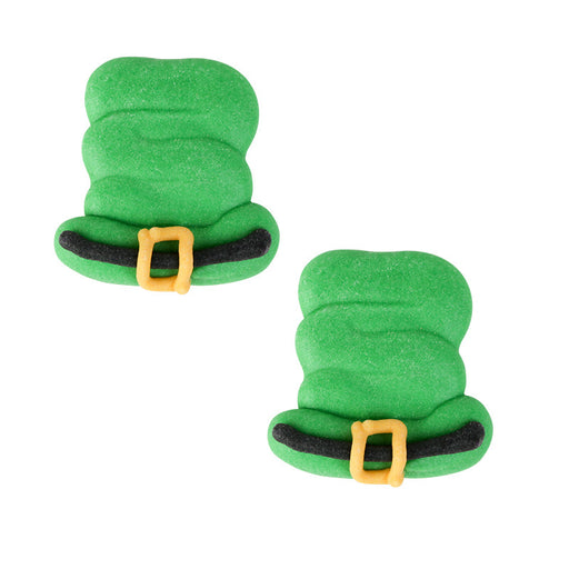 Lucky Hat Royal Icing Decorations (Bulk)