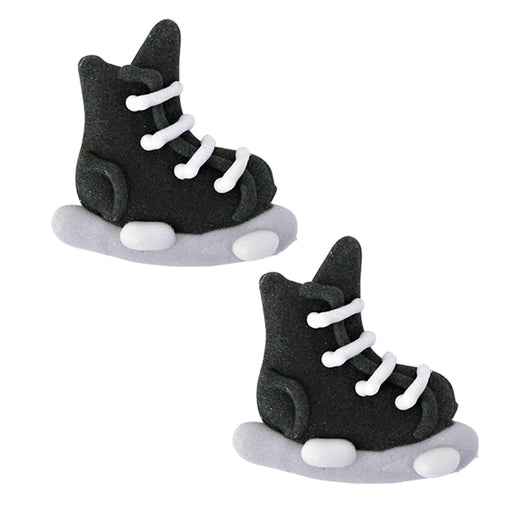 Hockey Skates Royal Icing Decorations (Bulk)