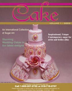 Cake Books & DVDs