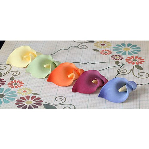 Large Calla Lilies - Assorted Colors