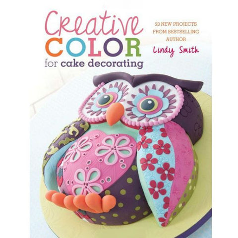 Creative Color for Cake Decorating