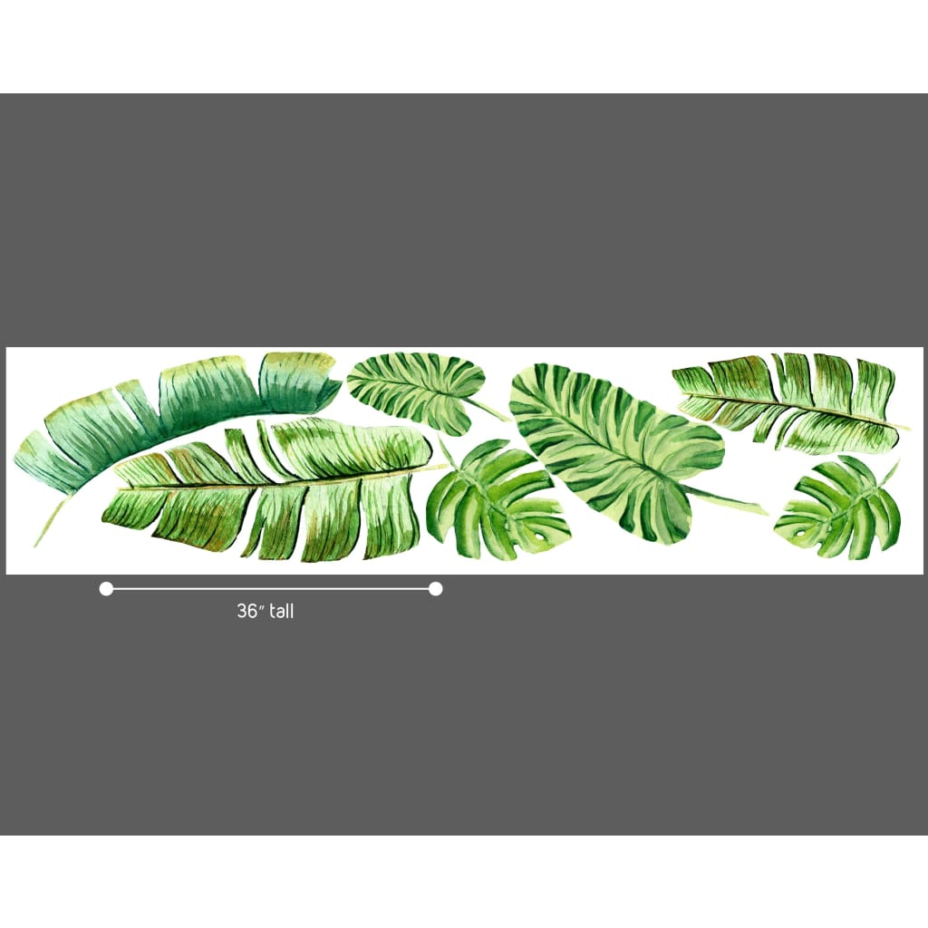Picture Perfect Decals Tropical Palm Leaves Peel And Stick Wall Stickers Easy No Paint 78 likes · 21 talking about this. picture perfect decals tropical palm