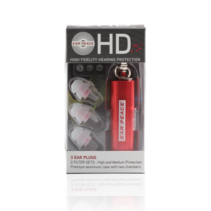 HD- Musicians Ear Plugs