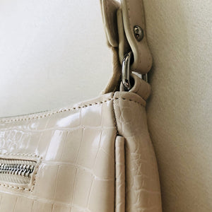 leather baby (cream)