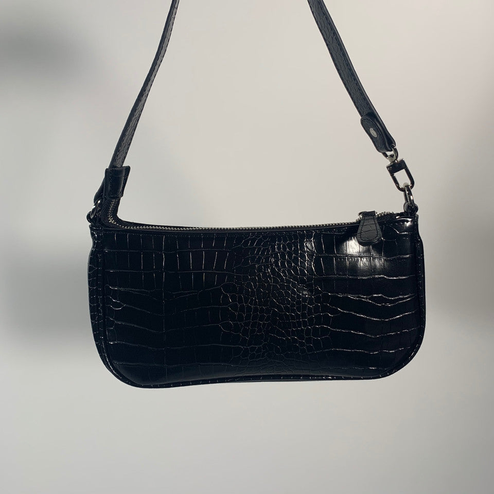 leather baby (black)