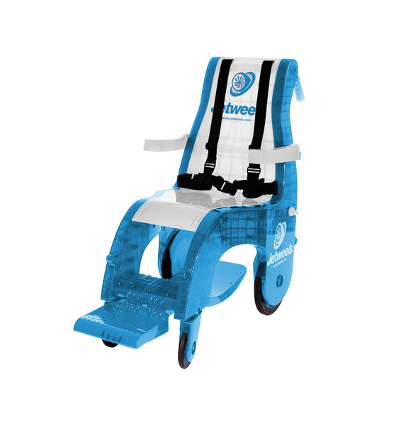 Sky Blue Chair
