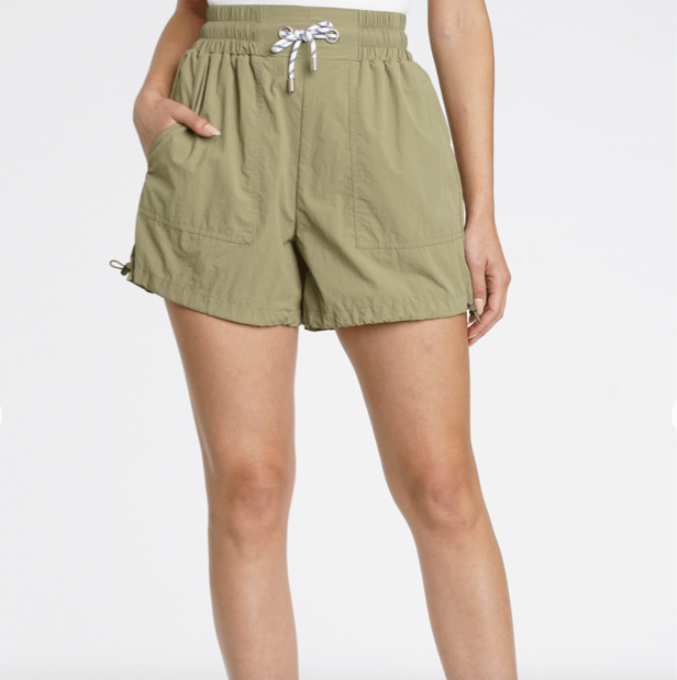 Savanna Windbreaker Shorts