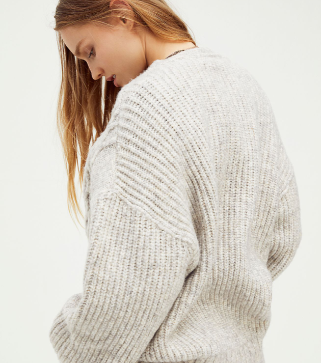 Molly Cable Cardi