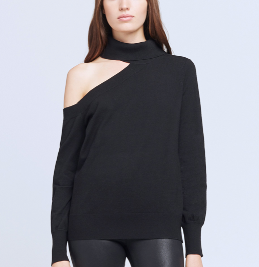 Easton One Shoulder Sweater