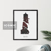 Halifax Lighthouse Print