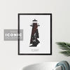 St-Johns Lighthouse Print
