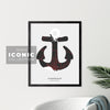 Summerside Anchor Print