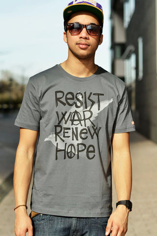 Resist War Renew Hope