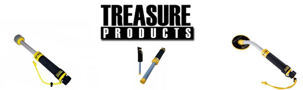 Treasure products, Inc. banner