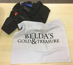 Belda's Metal Detecting Park Towel