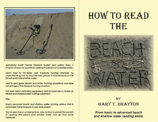 Books - HOW TO READ THE BEACH AND WATER