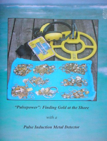 Books - Pulsepower!: Finding Gold At The Shore With A Pulse Inducton Metal