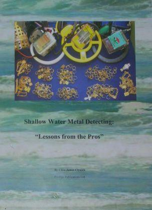 "Books - ""Shallow Water Metal; Detecting: Lessons From The Pros"""