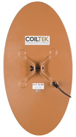 "Coils - Coiltek 24 X 12"" DD Pro Big Red Elliptical"