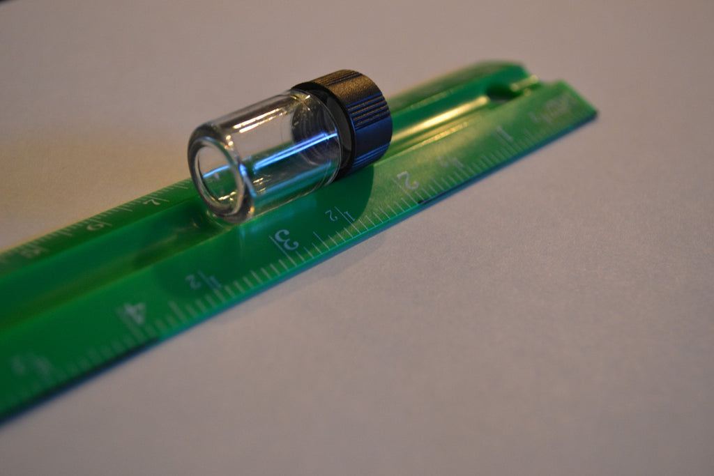 Glass Vial - Mini Glass Vial 1