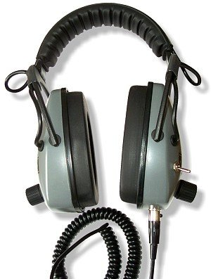 Headphones - Gray Ghost NDT Headhphone