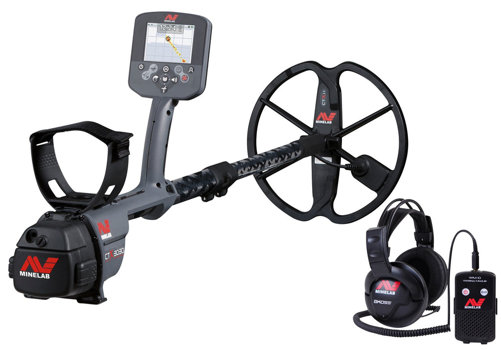 Minelab CTX 3030 W/ Exclusive Free Treasure Hunting Package