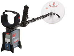 Metal Detectors - Minelab GPX 5000 Gold Metal Detector For The Deep Targets