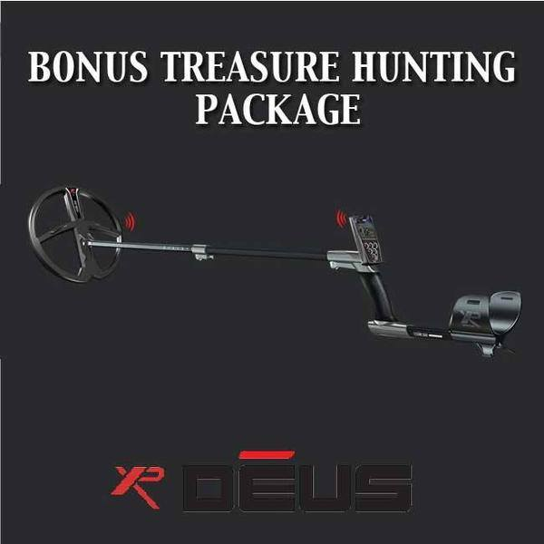 Metal Detectors - Xp Deus Metal Detector With Remote