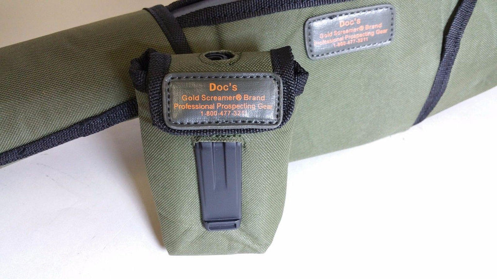 Minelab GPZ7000 Control Box Cover Kit - Doc's Gold Screamer Brand -