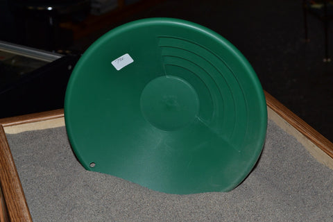 "Pan - Garrett 10"" Gold Pan, Green"
