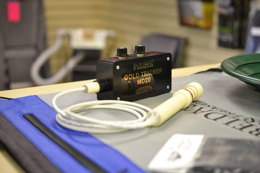 Pinpointer - Falcon MD20 Gold Pinpointer Probe Package