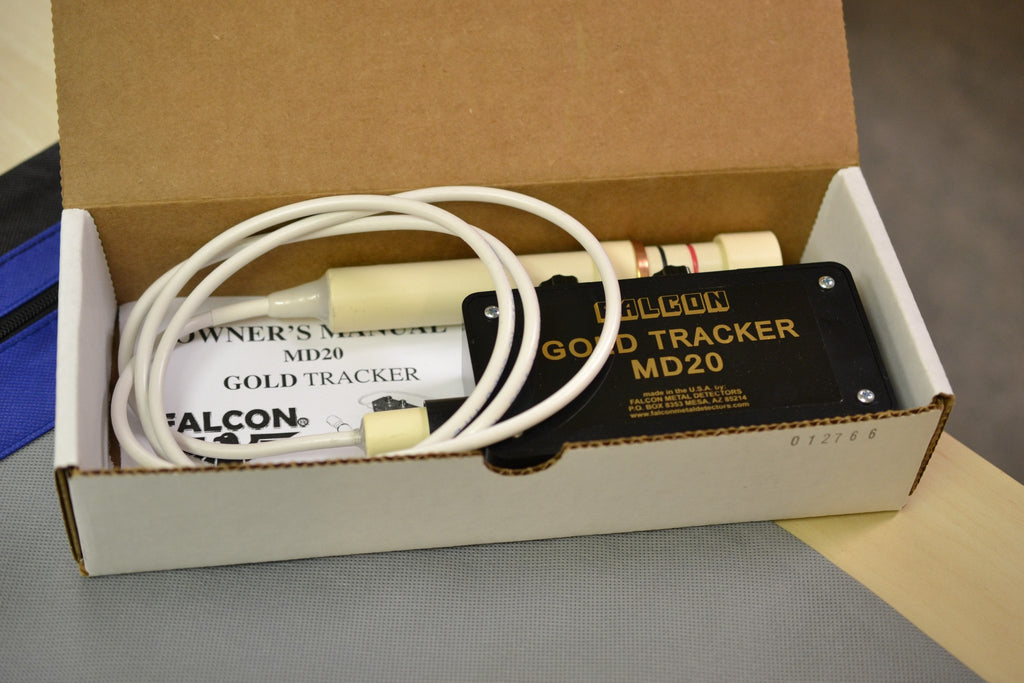 Pinpointer - Falcon MD20 Gold Pinpointer Probe Special Package