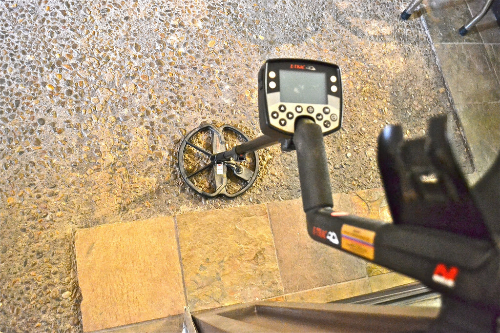 Pre-owned Detectors - Pre-owned Minelab E-Trac