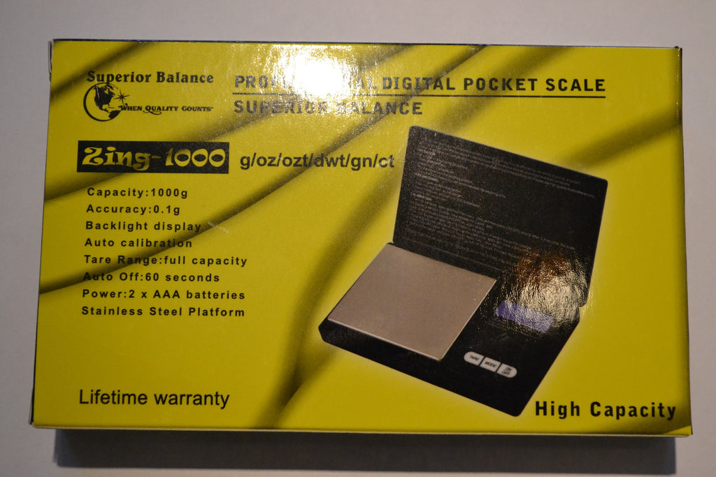 Scale - Professional Digital Pocket Scale
