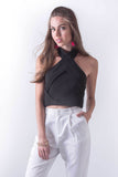 Night Embers Crop Top, Tops - Armed & Mirrored