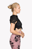 black-mesh-top-short-sleeve-armed-and-mirrored