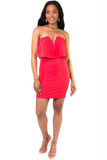 Sweet Talk Strapless Dress, dress - Armed & Mirrored