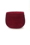 Too Obvious Crossbody Bag - Burgundy, Handbag - Armed & Mirrored