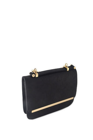 Shadowbox Clutch Bag