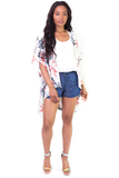 Jaden Drawstring Jean Shorts, Shorts - Armed & Mirrored