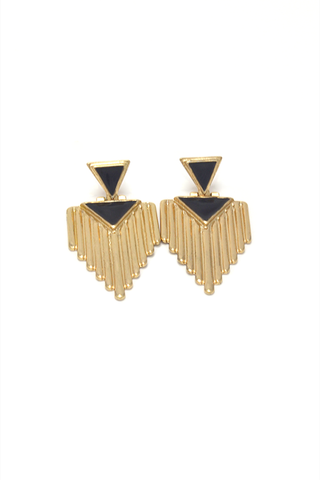 Sienna Aztec Earrings