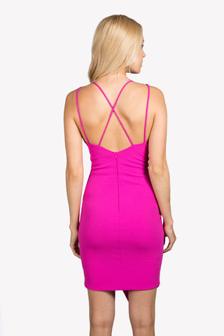 Turn Heads Asymmetrical Dress
