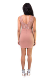 Short Notice Bodycon Mini Dress, dress - Armed & Mirrored