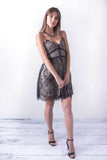 Ever Present Lace Mini Dress, dress - Armed & Mirrored