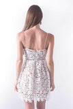 Feeling Romantic Lace Dress, dress - Armed & Mirrored