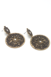 Aphrodite Drop Earrings, Earrings - Armed & Mirrored