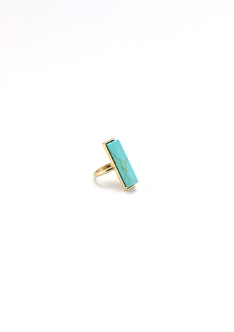 Big Chance Turquoise Ring